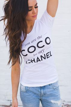 You are the Coco to my Chanel – Style Lately