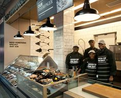 Supermarket/Grocery Store - Woolworths Nicolway Nicolway, Johannesburg, Gauteng, South Africa A. - Association for Retail Environments Supermarket Design, Supermarket Grocery, Grocery Store, Woolworths Food, Food Retail, Pub Bar, Food Design, Design Ideas, Shop Front Design