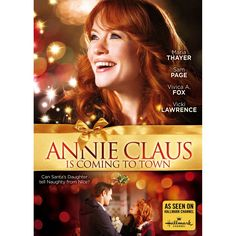 annie claus is coming to town full movie online free