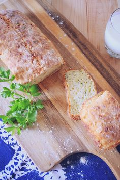 Käse - Buttermilch Brot