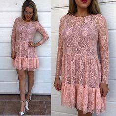 NOVINKA nádherné dvojvrstvové romantické šaty vo veľ.S 1790IHNEĎ K ODBERU #newdress#newcollection#tvojstylfashion