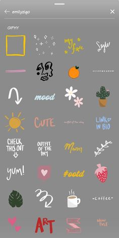 Instagram Emoji, Iphone Instagram, Instagram And Snapchat, Instagram Blog, Instagram Quotes, Creative Instagram Photo Ideas, Ideas For Instagram Photos, Insta Photo Ideas, Instagram Story Ideas