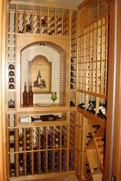 14 Best Small Residential Custom Wine Cellar Design
