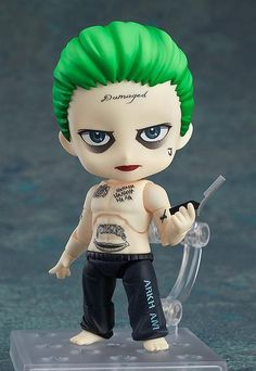 From the movie 'Suicide Squad' comes a Nendoroid of one of the most popular DC…