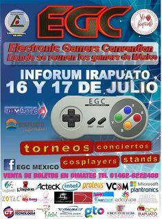 EGC 2016 - Irapuato, Guanajuato, México, 16 y 17 de Julio 2016 ~ Kagi Nippon He ~ Anime Nippon-Jin