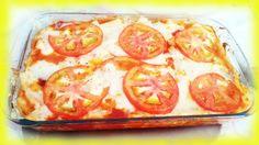 Macarrão de pizza, fácil e gostoso