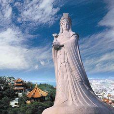 61 best goddess mazu images rh pinterest com