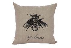 One Kings Lane - Inspired by Nature - Honeybee Pillow