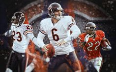 Chicago Bears Cutler rated#9