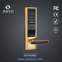 Digital combination lock