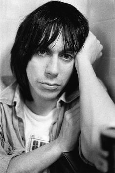 Iggy Pop, Los Angeles, 1974
