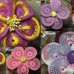 Crochet A Flower [Fiore Bomboniera]