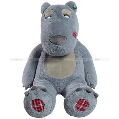 Teddy bear <3  http://www.joyfay.com/us/giant-huge-fat-63-grey-teddy-bear-stuffed-plush-toy.html