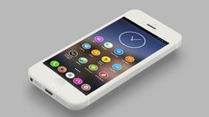 17 Android Style Mixed Icons Set - http://www.dawnbrushes.com/17-android-style-mixed-icons-set-2/