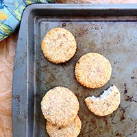 2 Ingredient Banana Coconut Cookies | Paleo Recipes, Gluten-Free Recipes, Grain-Free Recipes | Grok Grub