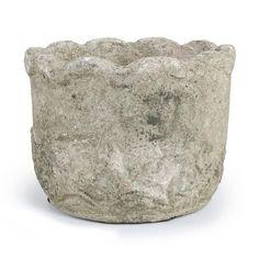 Scalloped Pot