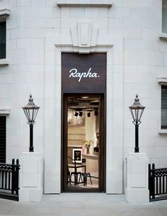 Rapha Cycle Club | Soho, London