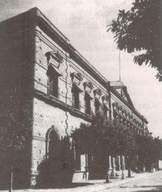 El Fuerte sede del gobierno del estado de Occidente