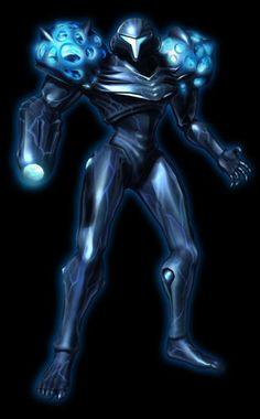 Dark Samus (Metroid Prime 2)