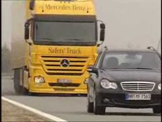 Mercedes-Benz Safety Truck