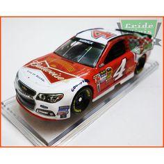 EDIÇÂO LIMITADA  Fabricante Action Racing Collectables: Miniatura na escala 1/64. Nascar Sprint Cup. NASCAR GOLD SERIES STEWART-HASS RACING. Sensacional miniatura da principal categoria do Automobilismo Americano, Nascar Sprint Cup.