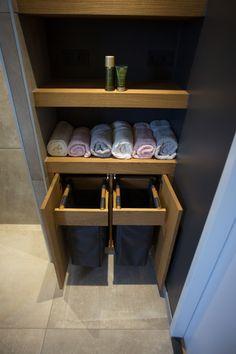 Small Bathroom Redo, Master Bathroom, Modern Toilet, Laundry Room Remodel, Bathroom Toilets, Pool Houses, Shoe Rack, House Design, Decoration