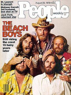 The Beach Boys Cover: Al Jardine, Brian Wilson, Carl Wilson, Dennis Wilson, Mike Love Brian Wilson, Carl Wilson, The Beach Boys, People Magazine, Wine Magazine, Mike Love, Diahann Carroll, We Will Rock You, Little Bit