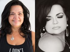 #photography #studio #Nashville #TN #before #after #beforeandafter #photo #hairandmakeup #hair #makeup #transformations #makeover #beauty #TheAdoreGirls Build Your Own Session. #Glamour #Portraits #boudoir #pinup #fashion #motheranddaughter #women's photography