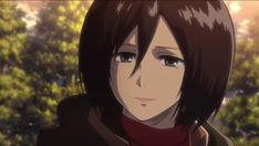 top female anime girls mikasa attack on titan Art Manga, Anime Art, Yandere Characters, Eren X Mikasa, Mikasa Anime, Attack On Titan Eren, Eremika, Chica Anime Manga, Fan Art