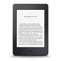 """Caffè Letterari: Kindle Paperwhite Amazon:  schermo da 6"""" ad alta r..."""