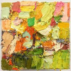 Anxiously anticipating the new show open @hidellbrooks this Friday. I adore the textural and vibrant works by Bridget Watson and cannot wait to see what @charliehanavich @kiki_slaughter and @ruthavalyonsart have in store. #art #artsddict #artlove #abstractart #hidellbrooks