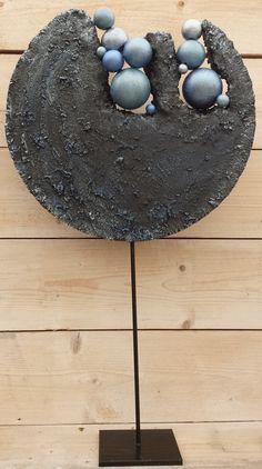images about Powertex on Pottery Sculpture, Sculpture Clay, Abstract Sculpture, Concrete Sculpture, Composition Art, Sculptures Céramiques, Cement Crafts, 3d Wall Art, Arte Floral