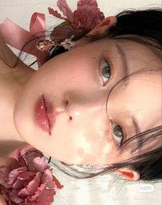 Glowy Makeup, Asian Makeup, Korean Makeup, Natural Makeup, Beauty Makeup, Hair Makeup, Ulzzang Girl Selca, Ulzzang Hair, Ulzzang Makeup