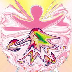 'Weihnachtsbild-14' by Margarete Zängerlein on artflakes.com as poster or art print $16.63