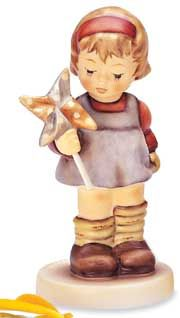 Hummel All By Myself Hummel Figurine 2079/A