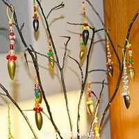 How To Make An Acorn Tree Craft