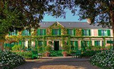 Fondation Claude Monet à Giverny - Alta Normandía, Francia - http://fondation-monet.com/