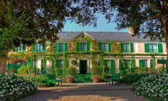 jardins e casa de Monet frança