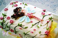 "cc.""fairychild"" cake"