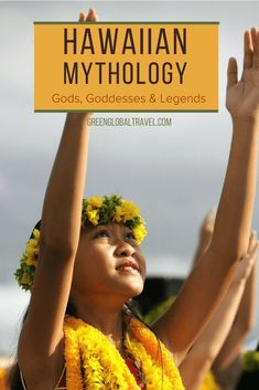 Hawaiian Mythology & Legends: an into to Hawaiian Goddesses & Gods including the Hawaiian Goddess Pele, Goddess Laka and more! Hawaiian Phrases, Hawaiian Quotes, Hawaiian Art, Moving To Hawaii, Hawaii Vacation, Hawaii Travel, Hawaiian Mythology, Hawaiian Goddess, Hawaiian Legends