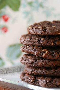 Cooking with Chopin, Living with Elmo: Chunky Chocolate Cookies