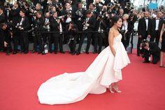 EN IMAGES. Les belles du Festival de Cannes 2015  Leila Bekhti.