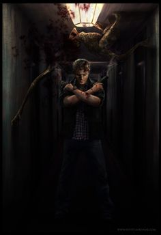 I don't know who did this.....but it is AWESOME!!! Dean from Supernatural
