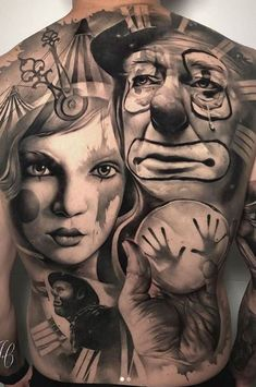 <<Check out the tattoos  #tattoomenow #tattooideas #tattoodesigns #back #fullback Back Tattoos For Guys, Full Back Tattoos, Color Tattoo, I Tattoo, Tatted Men, Special Tattoos, Tattoo Designs, Colorful Tattoos, Check