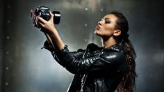 Girl Camera Photo HD Wallpaper | FreeHDWall.Com | Free HD Wallpapers for your Desktop