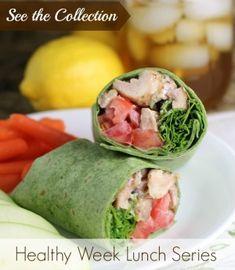 Healthy Week Lunch Series