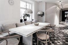 aaro arkitekter / lägenhet filippa k, stockholm