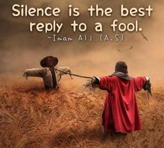 Silence | Imam Ali (as)