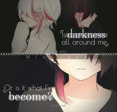 Les ténèbres sont - elles autour de moi ou est - ce ce que je suis devenue ? ~ Berserk by Mafumafu