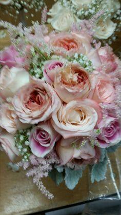 Floral Wreath, Wreaths, Pink, Home Decor, Homemade Home Decor, Door Wreaths, Deco Mesh Wreaths, Garlands, Pink Hair
